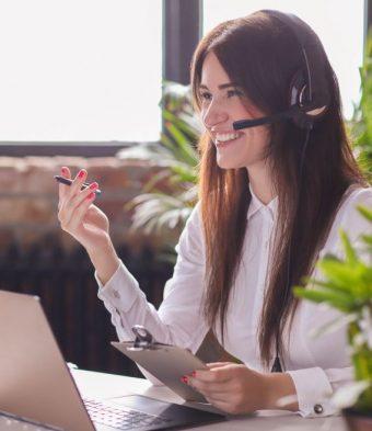 headset voor vaste telefoon